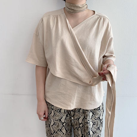 *予約販売*wrap T/2colors