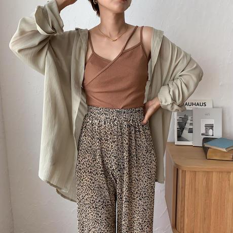 《予約販売》soft over shirt/2colors_nt0545