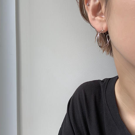 ✳︎予約販売✳︎silver925 lady pierce _na0089