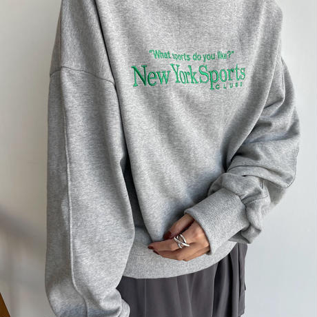 《予約販売》new york mtm/2colors_nt1103