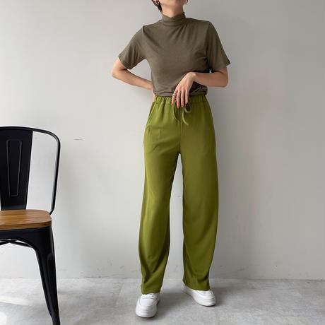 《予約販売》easy slit pants/4colors_np0384