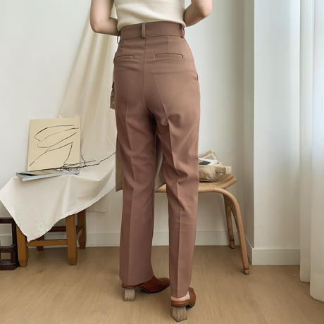 《予約販売》s/s stretch pants/2colors_np0154