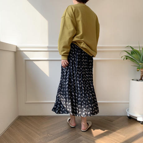 motif skirt/2colors