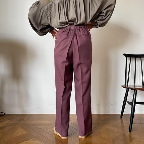 《予約販売》coloring long pants/4colors_np0339