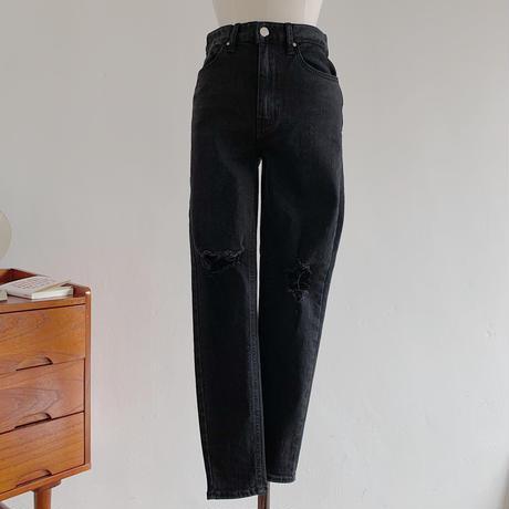 ✳︎予約販売✳︎stretch damage skinny pants_np0137