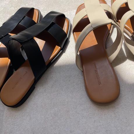 《予約販売》bloc sandal/3colors_na0276