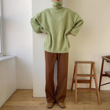 《予約販売》volume sleeve daily knit/2colors_nt0796
