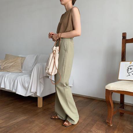 《予約販売》stitch long pants/2colors