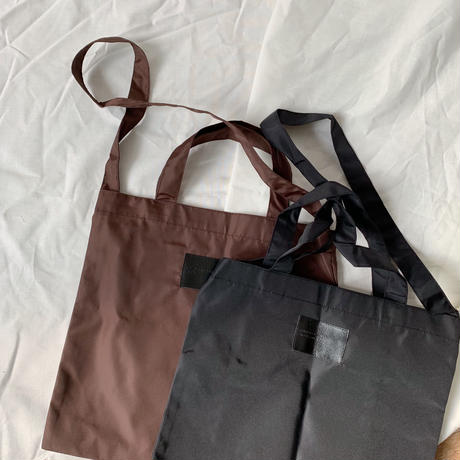 minimal nylon BAG/2colors