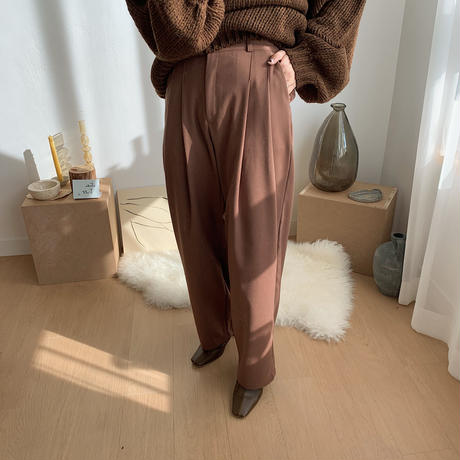 ✳︎予約販売✳︎chocolate pants_np0119