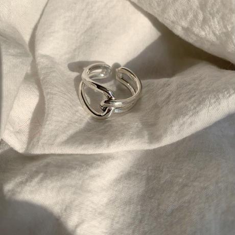✳︎予約販売✳︎silver925 cross ring_na0057