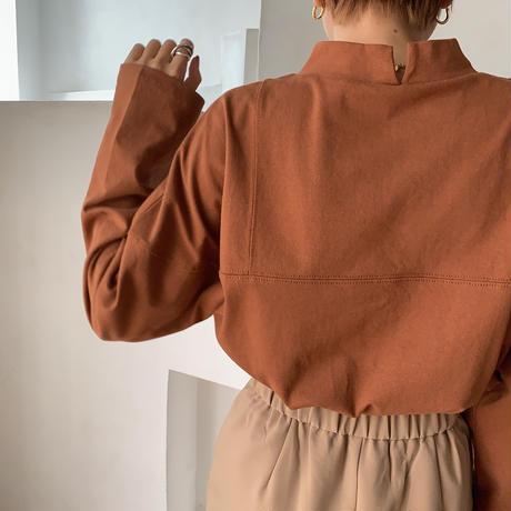 【NOKCHA original】stitch ennui tee/3colors _nt0609