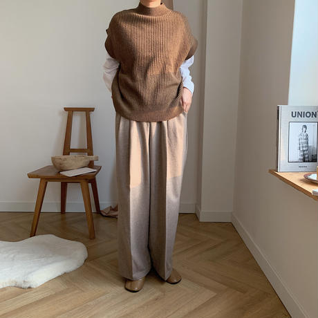 weekly warm pants/2colors_np0088