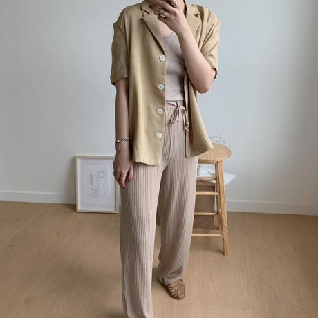 ✳︎予約販売✳︎summer shirt jk/2colors_no0088