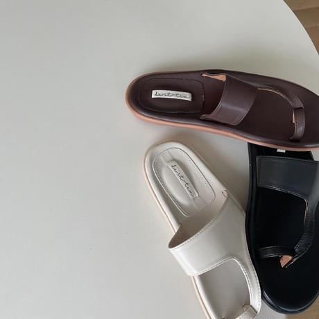 《予約販売》daily tong sandal/3colors_na0295