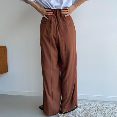 《予約販売》rincl sheer marc pants/2colors_np0408