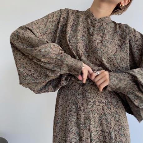 【nokcha original】pattern dolman blouse/2colors_nt1042