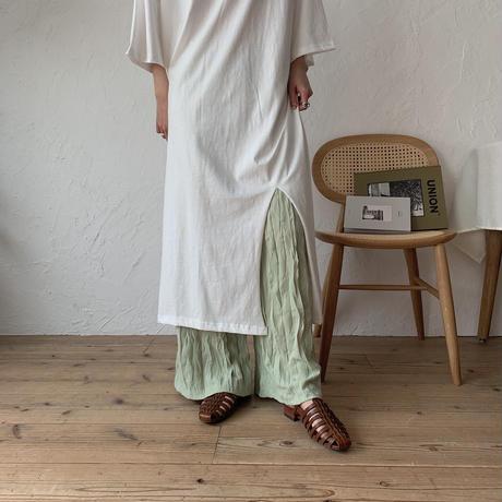 《予約販売》easy rincl pants/2colors_np0165