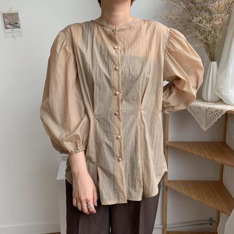 ✳︎予約販売✳︎light blouse/2colors_nb0024
