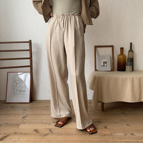 《予約販売》naturally daily pants /2colors_np0200