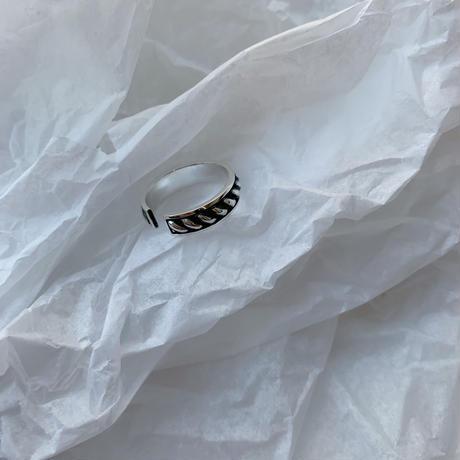 ✳︎予約販売✳︎silver925 twist ring