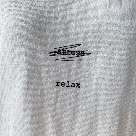 ✳︎予約販売✳︎relax big T/2colors