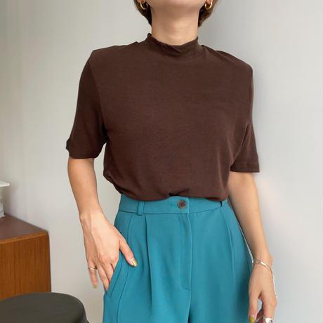 《予約販売》tension neck tee/6colors_nt1058