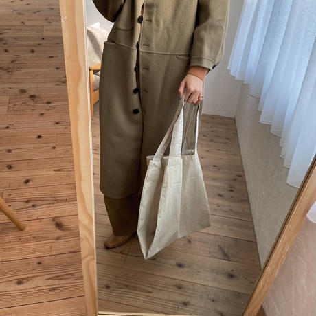 《予約販売》casual eco bag/2colors_na0247
