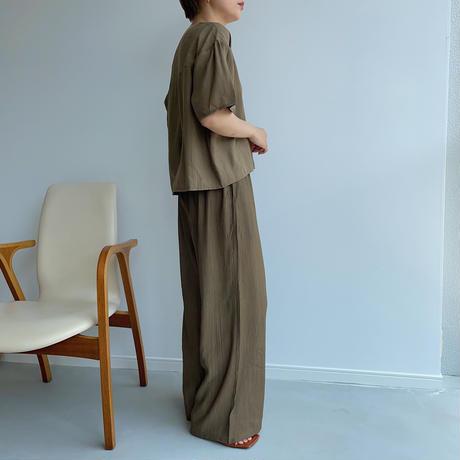 《予約販売》back open rincl blouse /3colors_nt0971