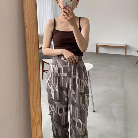 《予約販売》bra lib camisole/3colors_nt0963