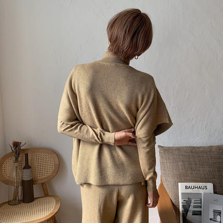《予約販売》3set lady knit_nt0711