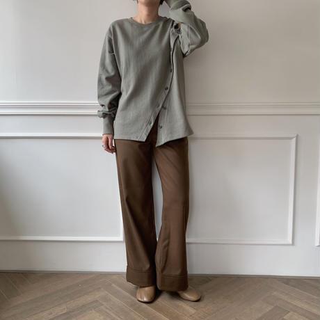 ✳︎予約販売✳︎roll-up wide pants pants_np0072