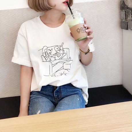 ピープルTシャツ