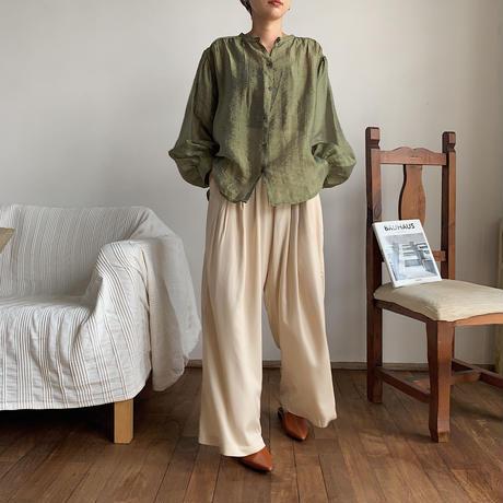 《予約販売》bottan lady pants/2colors_np0247