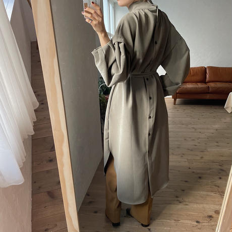 【nokcha original】2way quality lady ops/deep khaki_nd0084