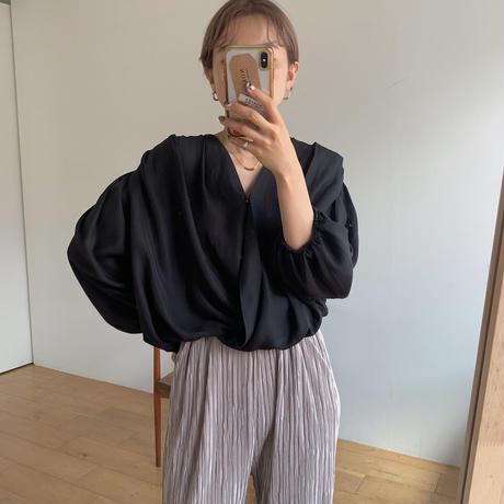 《予約販売》cache-coeur toromi blouse/2colors_nt0571