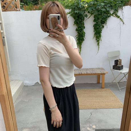 ✳︎予約販売✳︎wave mini T/2colors_nt0020