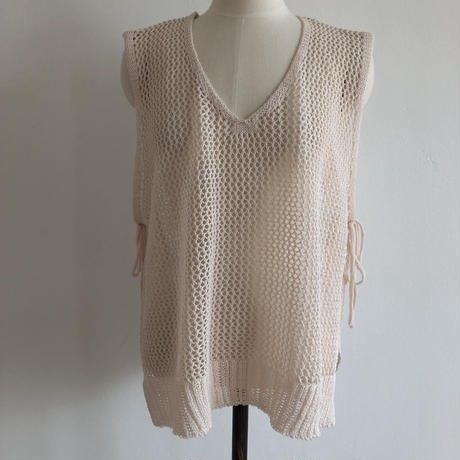 ✳︎予約販売✳︎summer knit vest/2colors