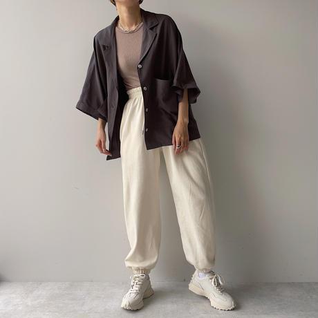 《予約販売》daily jogger pants/6clolors_np0374