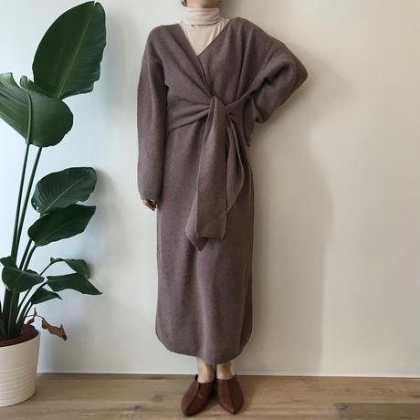 *予約販売*waist mark knit OPS/2colors