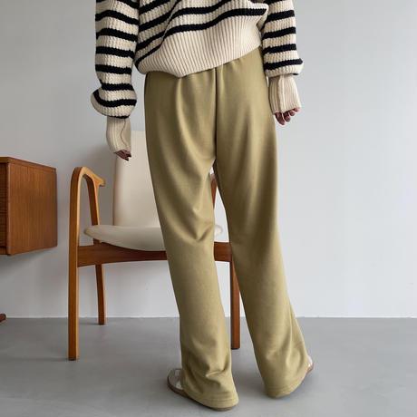 《予約販売》sweat daily pants/3colors_np0474