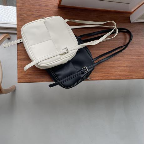 《予約販売》square bag/2colors_na0296