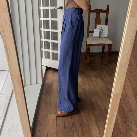 《予約販売》light color pants/2color_np0241
