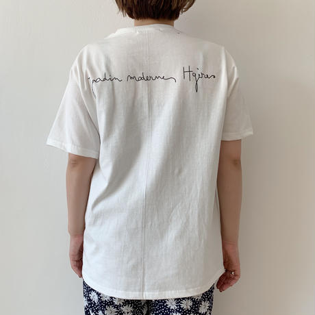 *予約販売*back print T/2colors