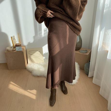 warm mermaid skirt/2colors_ns0031
