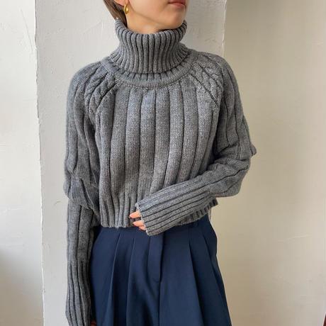 《予約販売》minimal lady lib knit/2colors_nt0749