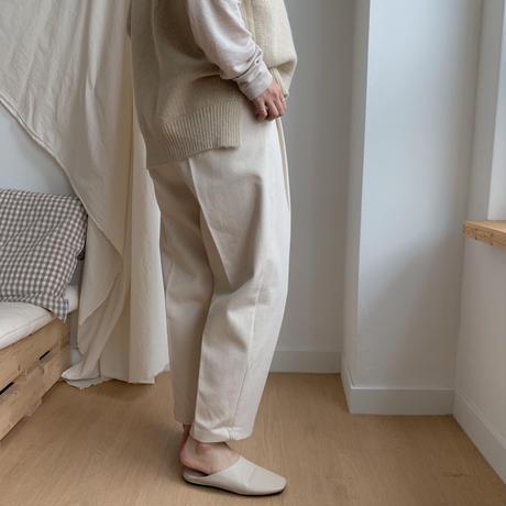 ✳︎予約販売✳︎canvas pants/2colors_np0061