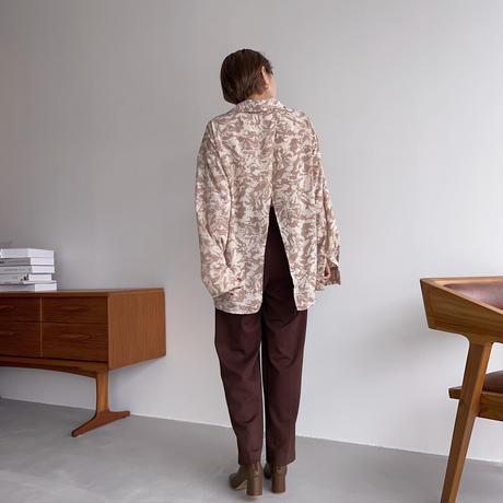 【 nokcha original】jersey slacks pants_np0470