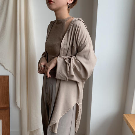 ✳︎予約販売✳︎cuffs shirt/2colors_nb0031