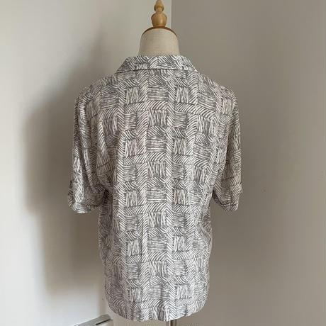 《予約販売》vintage like shirt_nt0937